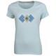 High Colorado Garda 2 t-shirt Dames blauw